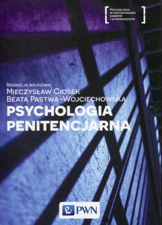 Psychologia penitencjarna - okładka książki