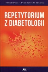 Repetytorium z diabetologii - okładka książki