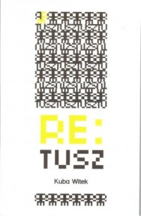 Re:tusz - okładka książki