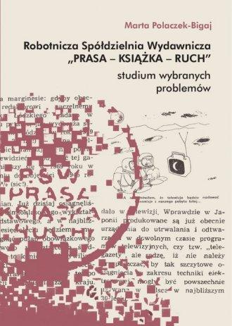 Robotnicza spółdzielnia wydawnicza - okładka książki