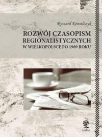 Rozwój czasopism regionalistycznych - okładka książki