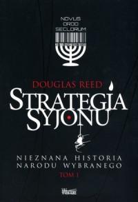 Strategia Syjonu. Nieznana historia - okładka książki