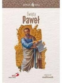 Skuteczni Święci. Święty Paweł - okładka książki