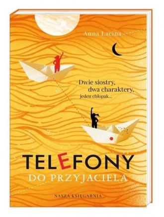 Telefony do przyjaciela - okładka książki