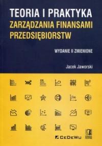 Teoria i praktyka zarządzania finansami - okładka książki