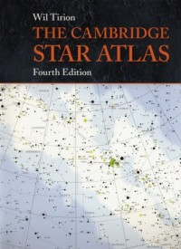 The Cambridge Star Atlas - Wil - okładka książki