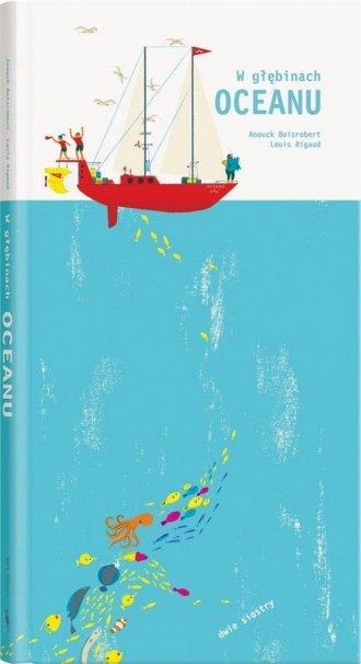 W głębinach oceanu (pop-up) - okładka książki