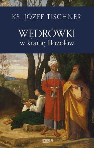 Wędrówki w krainę filozofów - okładka książki