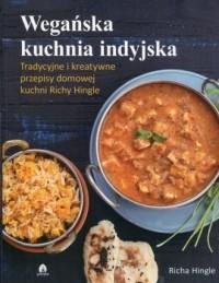 Wegańska kuchnia indyjska. Tradycyjne - okładka książki