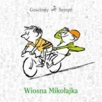 Wiosna Mikołajka - okładka książki