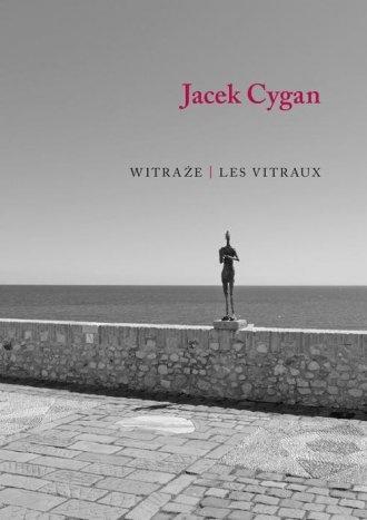 Witraże / Les vitraux - okładka książki