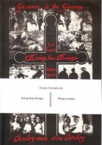 Wojna Wojnie - okładka książki