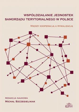 Współdziałanie jednostek samorządu - okładka książki