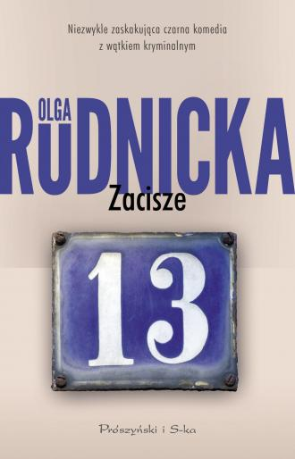 Zacisze 13 - okładka książki