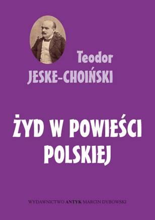 Żyd w powieści polskiej - okładka książki