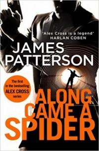 Along Came a Spider. Alex Cross 1 - okładka książki