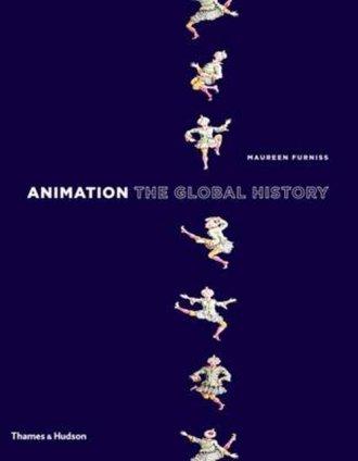 Animation The Global History - okładka książki