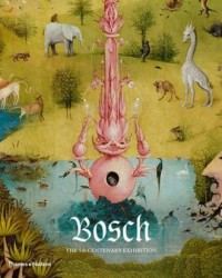 Bosch The 5th Centenary Exhibition - okładka książki