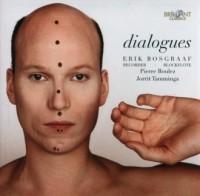 BoulezTamminga: Dialogues - Erik - okładka płyty