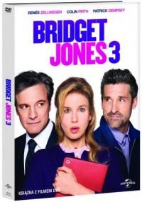 Bridget Jones 3 - okładka filmu