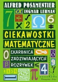 Ciekawostki matematyczne. Skarbnica - okładka książki