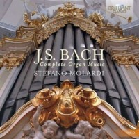 Complete Organ Music - okładka płyty