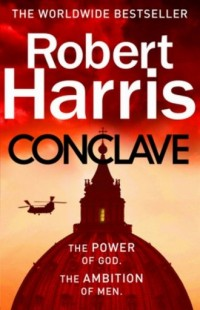 Conclave - okładka książki
