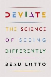 Deviate. The Science of Seeing Differently - okładka książki