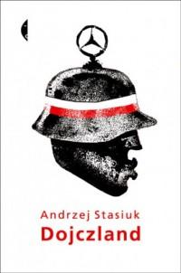 Dojczland - okładka książki
