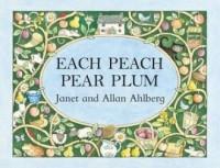 Each Peach Pear Plum - okładka książki