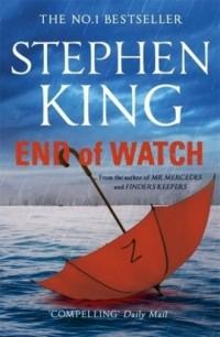 End of Watch - okładka książki