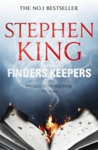 Finders Keepers - okładka książki