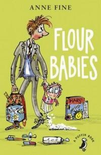 Flour Babies - okładka książki