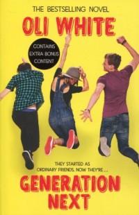 Generation Next - okładka książki