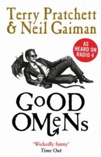 Good Omens - okładka książki