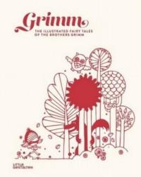 GrimmThe Illustrated Fairy Tales of the Brothers Grimm - okładka książki
