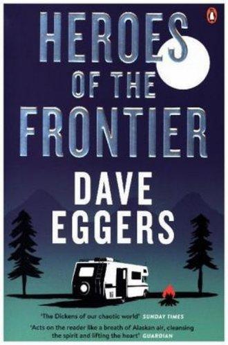 Heroes of the Frontier - okładka książki
