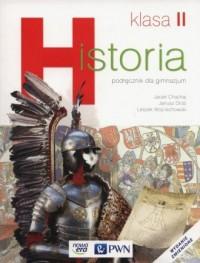 Historia 2. Gimnazjum. Podręcznik - okładka podręcznika