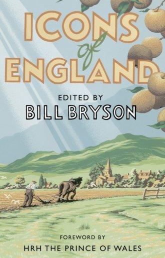 Icons of England - okładka książki