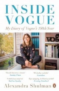 Inside Vogue. My Diary of Vogues 100th Year - okładka książki