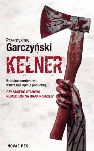 Kelner - okładka książki