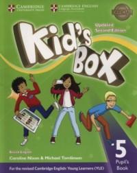 Kids Box 5 Pupil s Book - okładka podręcznika
