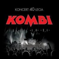 Koncert 40-lecia - Wydawnictwo - okładka płyty
