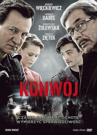 Konwój/ Kino Świat - okładka filmu