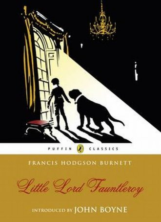 Little Lord Fauntleroy - okładka książki