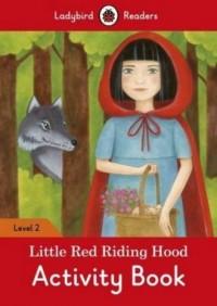Little Red Riding Hood Level 2 - okładka książki