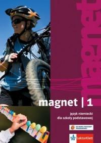 Magnet 1. Szkoła podstawowa. Podręcznik - okładka podręcznika
