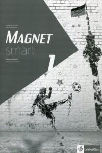 Magnet Smart 1. Gimnazjum. Zeszyt ćwiczeń wersja podstawowa - okładka podręcznika