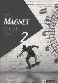 Magnet Smart 2. Gimnazjum. Zeszyt ćwiczeń. Wersja podstawowa - okładka podręcznika