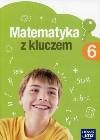 Matematyka z kluczem 6. Szkoła - okładka podręcznika